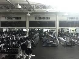 msu weight room